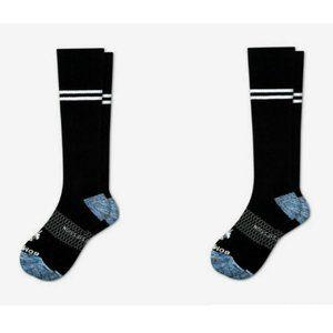Bombas Calf Length Compression Socks Size M NWT